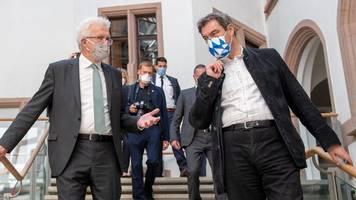 kretschmann will mit söder klimaallianz besprechen