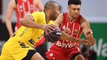 basketball-bundesliga: alba und bayern vor absolut brutalem finale