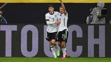 DFB-Stürmer: Tore-Harmonie um Müller und Havertz - Sané nun Spezialkraft