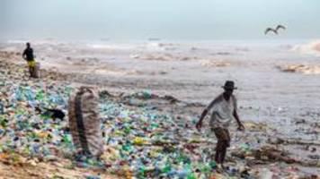 Welttag der Ozeane: Ghanas Kampf mit der Plastikflut