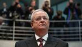 Volkswagen: Martin Winterkorn zahlt 11,2 Millionen Euro Schadenersatz an VW