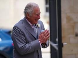Archie ist sehr glücklich: Prinz Charles reagiert auf Geburt von Lilibet