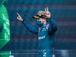 Endlich wohlgefühlt im Auto: Vettel erklärt seine Form-Explosion