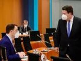 """Arbeitsminister will im Masken-Streit """"sauber gehandelt"""" haben"""