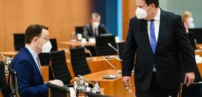 Hubertus Heil verteidigt Blockade von mutmaßlich minderwertigen Masken