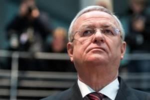 Justiz: Anklage gegen Winterkorn - Vorwurf: Falschaussage
