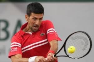 French Open: Traum-Halbfinale perfekt: Djokovic trifft in Paris auf Nadal