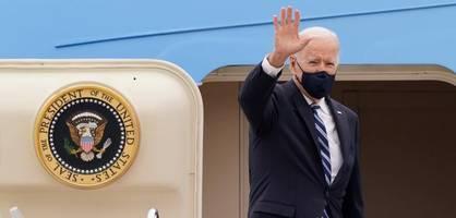 Wie Biden in Europa das westliche Bündnis erneuern will