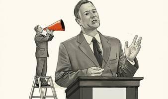 Karriereleiter: So entwaffnen Sie charmant die leisen Nörgler