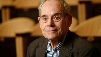 Schreiben war sein Leben: Trauer um Theaterautor Horst Pillau