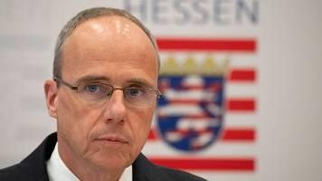 Rechtsextreme Chats: Minister äußert sich zu Ermittlungen