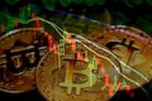 Kryptowährungen - Pessimistische Analysten und nahendes Todeskreuz: Bitcoin drohen weitere schwere Verluste
