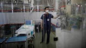 japan: kliniken, die covid-patienten abweisen