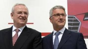 VW erhält 288 Millionen Euro Schadensersatz von Ex-Managern
