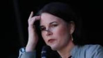 Annalena Baerbock: Das war offensichtlich sehr schlampig