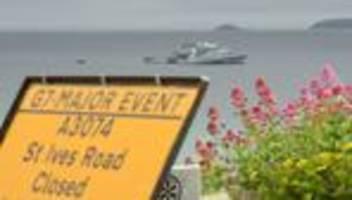 G7-Gipfel: Regierungschefs treffen in Cornwall ein
