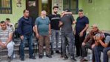 Nahost: Drei Palästinenser durch israelische Sicherheitskräfte getötet