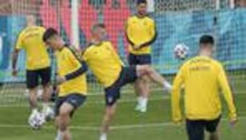 Fußball-Europameisterschaft: Uefa fordert Ukraine zur Änderung von EM-Trikots auf