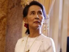 Korruptions-Vorwürfe: Aung San Suu Kyi in Myanmar angeklagt