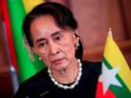 Militärjunta in Myanmar klagt Suu Kyi wegen Korruption an