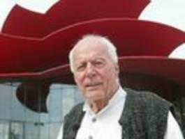 Er war einer der großen Architekten Deutschlands
