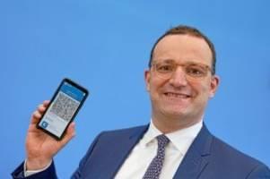 corona: berlin startet mit digitalem impfpass