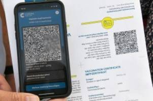 Corona-Pandemie: Digitaler Impfpass bald erhältlich - Das müssen Sie wissen