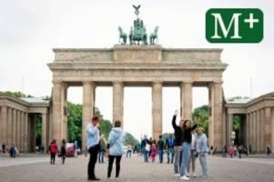 Ab Freitag: Touristen kehren nach Berlin zurück, die Sorgen bleiben