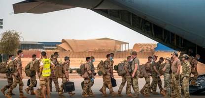 mali: emmanuel macron will französischen militäreinsatz in der sahelzone ablösen