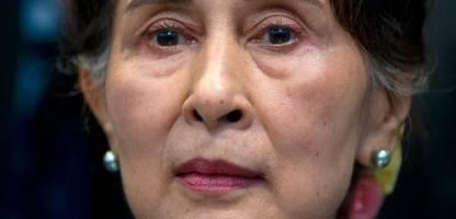 Myanmar: Aung San Suu Kyi wegen Korruption angeklagt