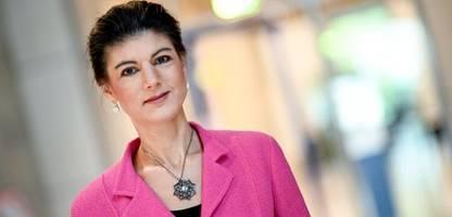 Sahra Wagenknecht: Linken-Mitglieder beantragen Parteiausschlussverfahren