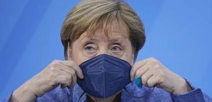Angela Merkel: Bei Corona im »Wettlauf« mit der Delta-Variante