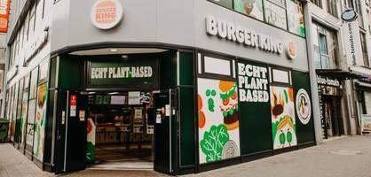 Nur noch Soja – Burger King startet das große Fleischlos-Experiment