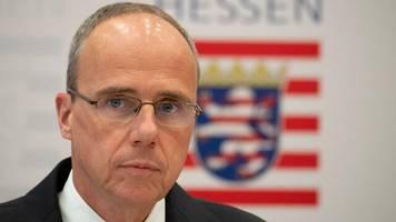 Rechtsextremismus: Hessens Innenminister Beuth: SEK Frankfurt wird aufgelöst