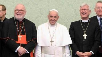 Bedford-Strohm erleichtert über Papst-Entscheidung zu Marx