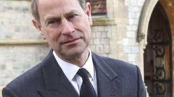 Royals: Prinz Edward über Geburtstage seines Vaters