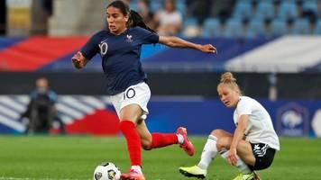 DFB-Frauen: Niederlage nach Traumtor – Deutschland verliert Testspiel