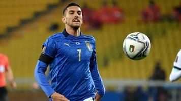 EM 2021: Jetzt erwischt es Italien – Mittelfeld-Ass fällt aus