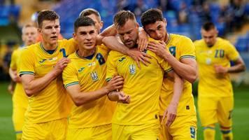 Nach Zoff mit Russland: Ukraine muss EM-Trikot ändern