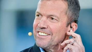 Nationalmannschaft - Matthäus zu Zoff bei Test: Schön,  dass Emotionen da sind