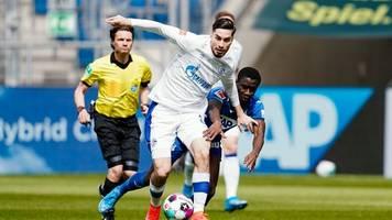 Transfermarkt - Berichte: Schalkes Serdar vor Wechsel zu Hertha BSC