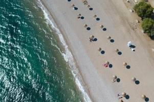 Der Sommerurlaub ruft in vielen Ländern Europas