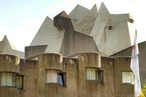 Bauen wie ein Bildhauer: Architekt Gottfried Böhm ist tot