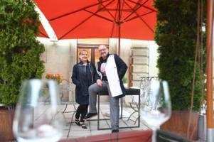 pläne fürs gourmet-restaurant august: so will christian grünwald neu starten
