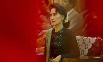 korruption? neue anschuldigungen gegen suu kyi