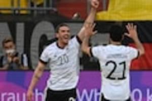Aufsteiger im deutschen EM-Kader - Gosens erinnert immer mehr an Podolski