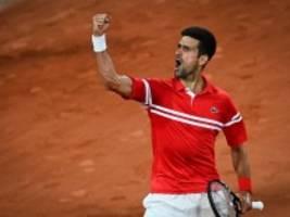 French Open: Nadal und Djokovic mit Mühe vor dem großen Duell