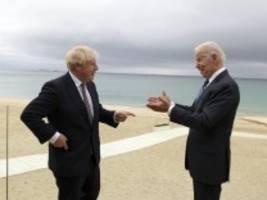 Treffen in Cornwall: Welche Themen beim G-7-Gipfel in England wichtig sind