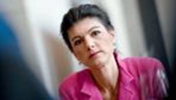 Die Linke: Linken-Spitze kritisiert Antrag auf Ausschluss von Sahra Wagenknecht