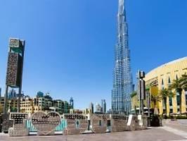 Deutsches Vermögen im Emirat: Scholz kauft geheime Steuerdaten aus Dubai